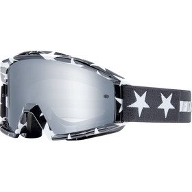 Fox Main Stripe goggles, black/white